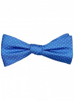 Bow tie pure silk chip