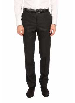 Pants man fitted flannel Vitale Barberis Canonico