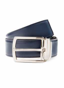 Belt man reversible leather