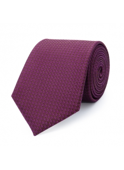 Tie in pure silk square