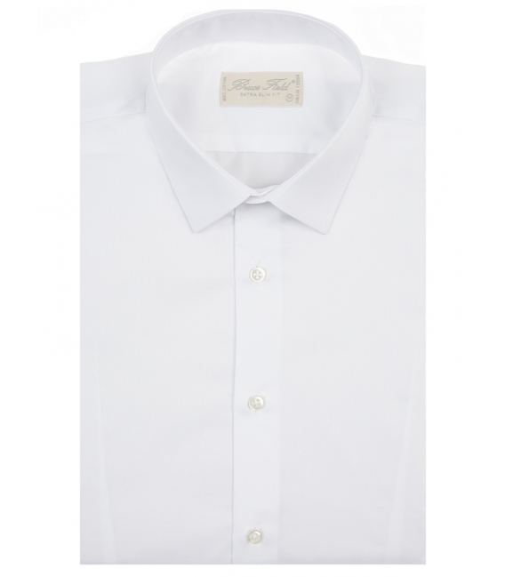 Shirt very slim fit at the wrist musketeer