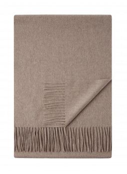 Scarf in pure cashmere woven