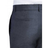 Pants adjusted in pure wool 110's Barberis Canonico