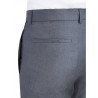 Pantalon David en pure laine 110's Barberis Canonico