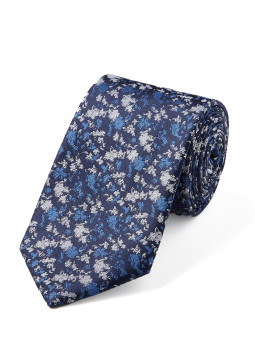 Fancy Pattern Pure Silk Tie
