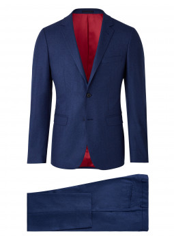 Pure Flannel 2-piece Suit