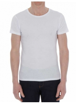 T-shirt man crew neck jersey-100% cotton